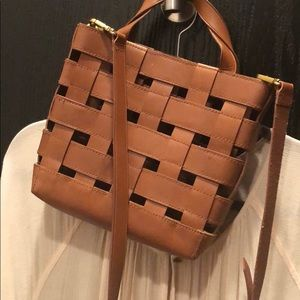 Madewell Basket bag.